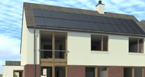 low carbon private houses